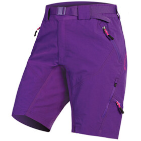 Endura Hummvee II Korte Broek Dames, purple